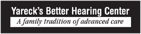 Yareck's Better Hearing Logo